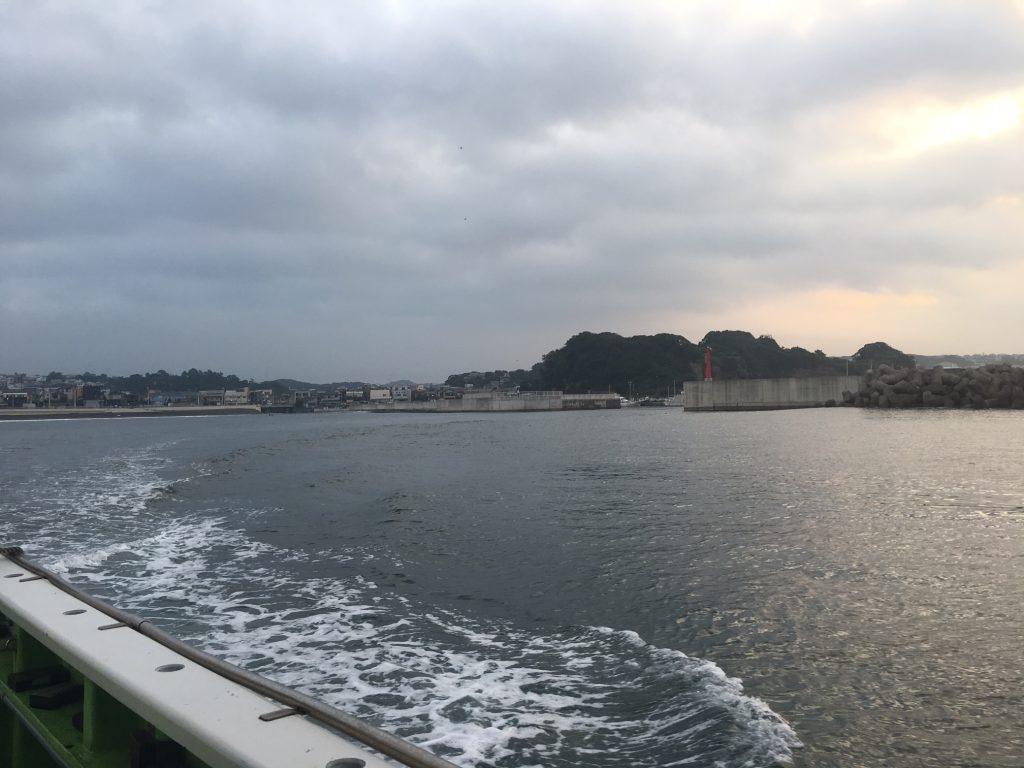 腰越漁港です。