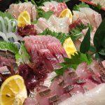 2017/3/5 出張寿司会「4/12春の釣りもの桜タイ贅沢コース」料理試作会