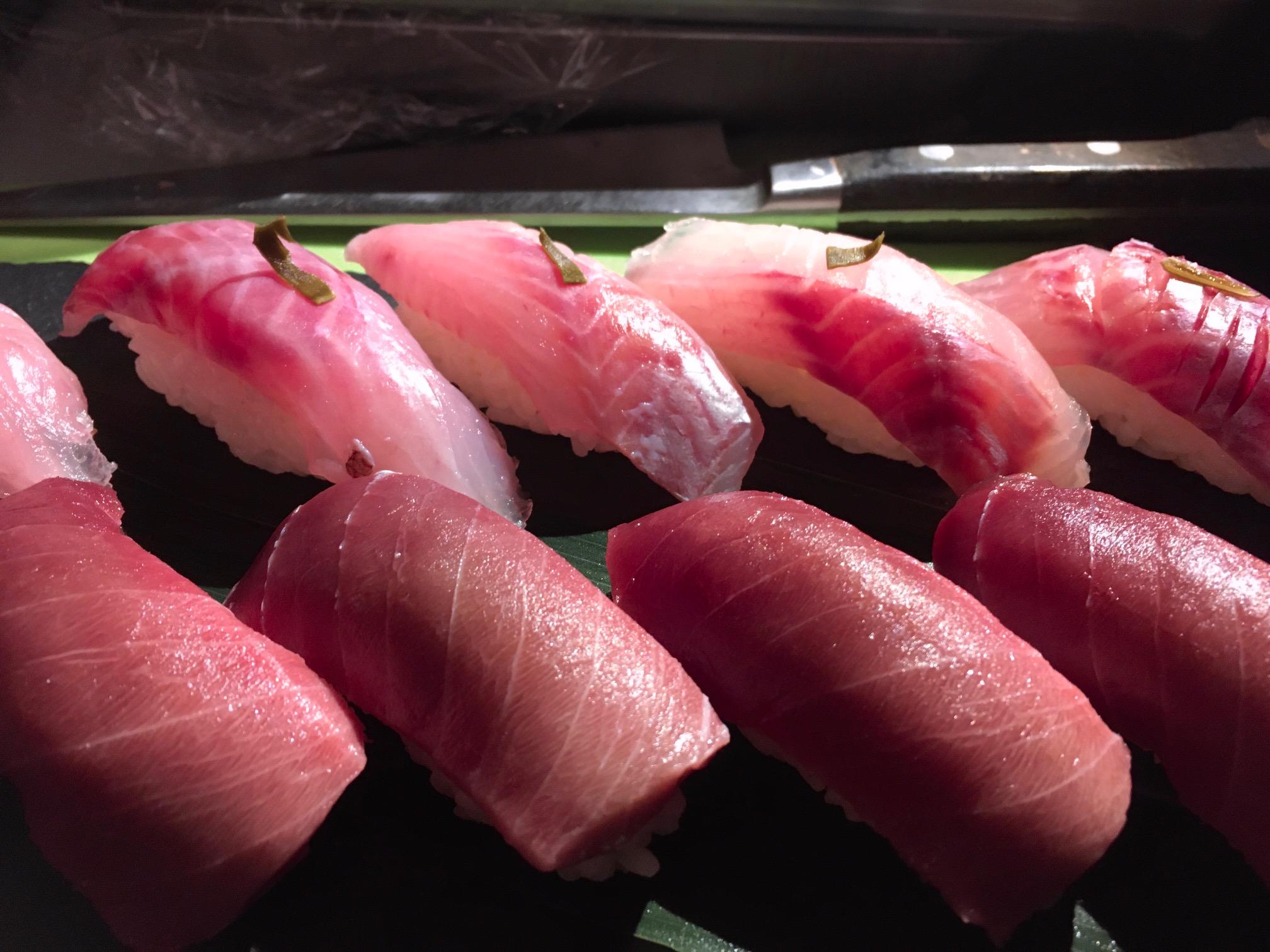 出張寿司のとびうお寿司
